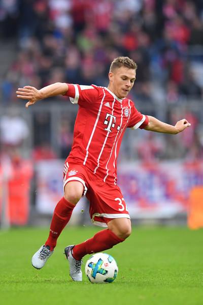 Joshua Kimmich Bayern 2017