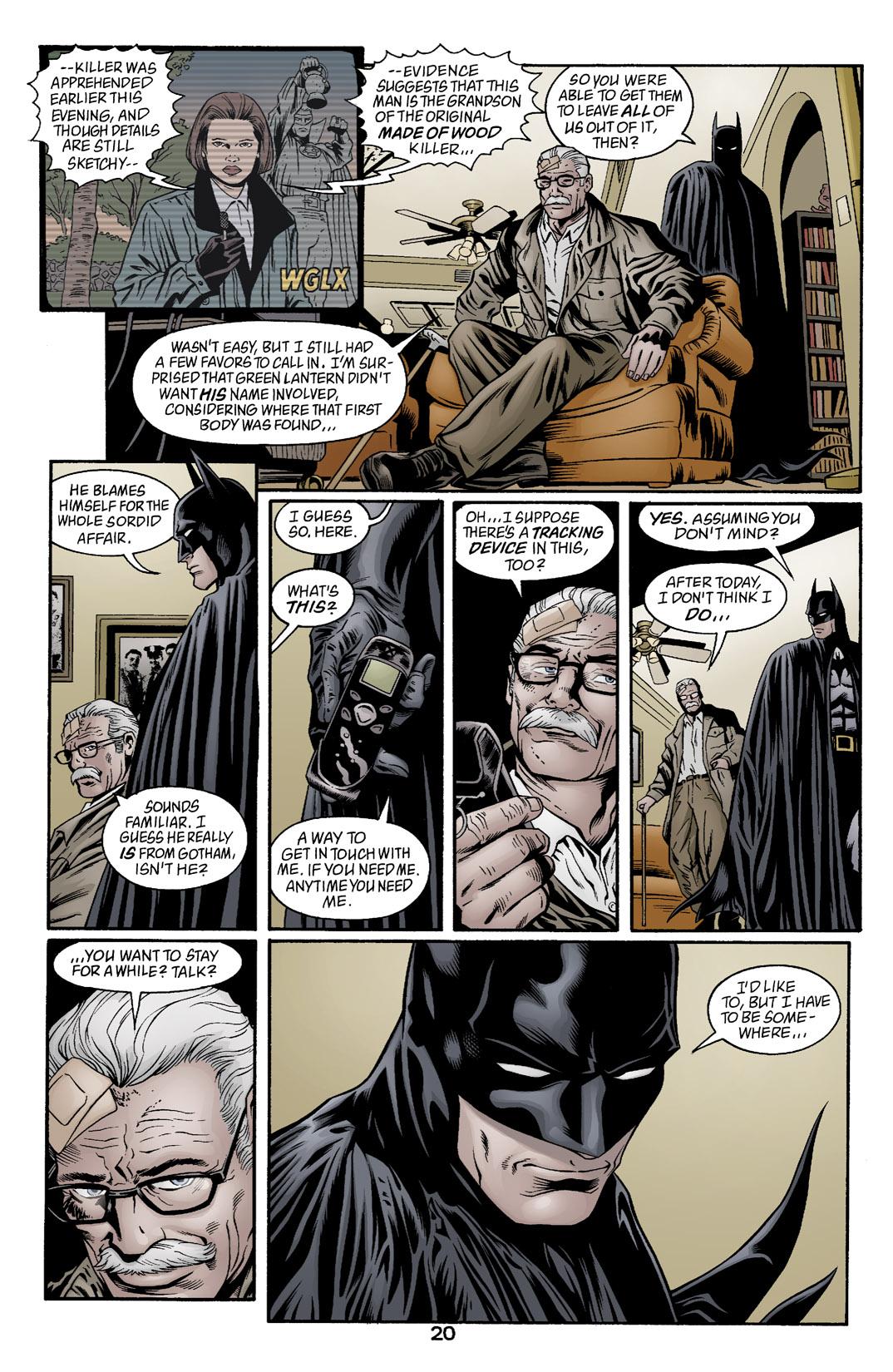 Detective Comics (1937) 786 Page 20
