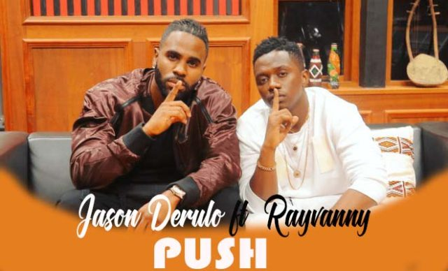 Jason Derulo ft Rayvanny- push