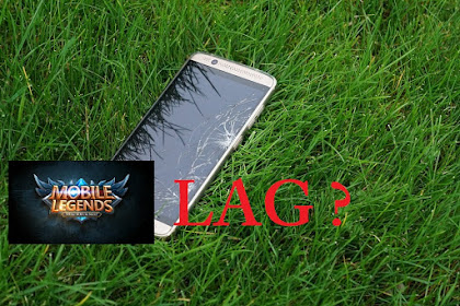 Sering ngelag main Mobile Legends kenapa ya ?