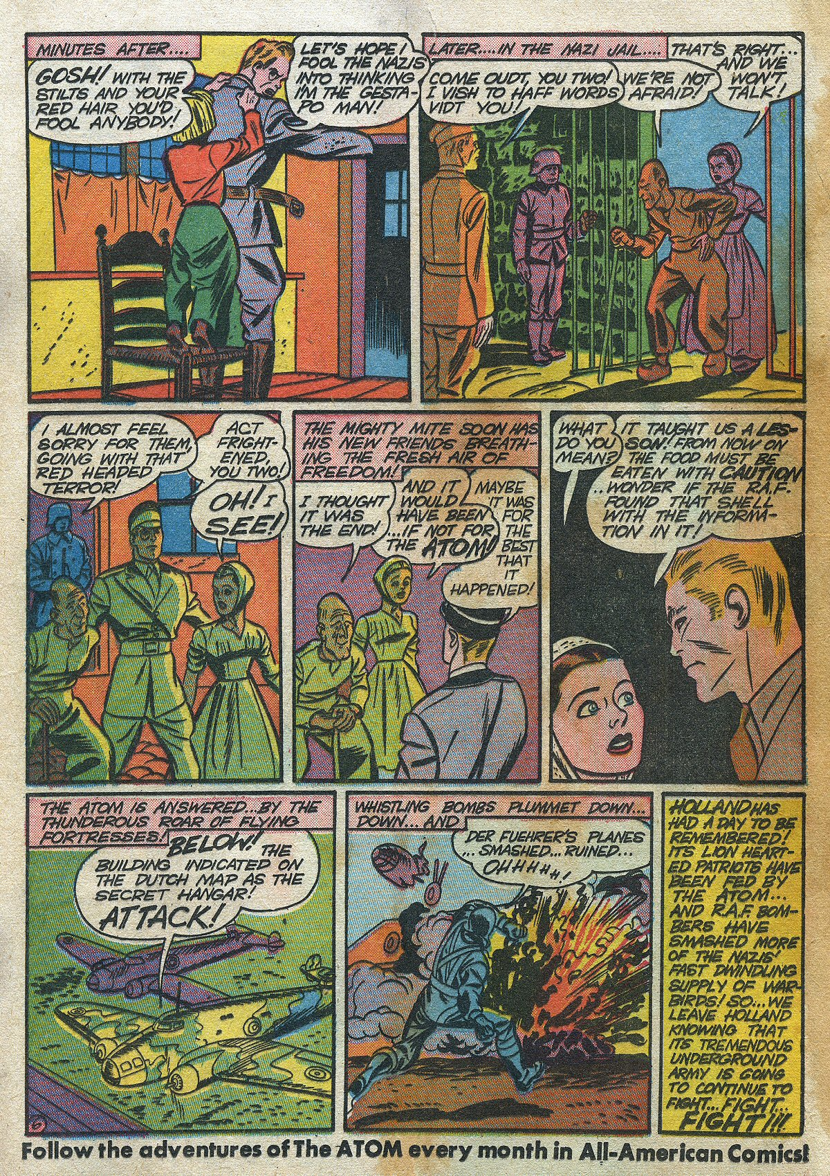 Read online All-Star Comics comic -  Issue #14 - 25