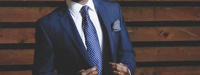 vestimenta hombre de negocios