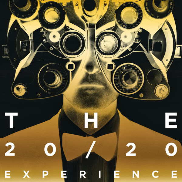 Justin Timberlake - The 20/20 Experience - The Complete Experience Cover