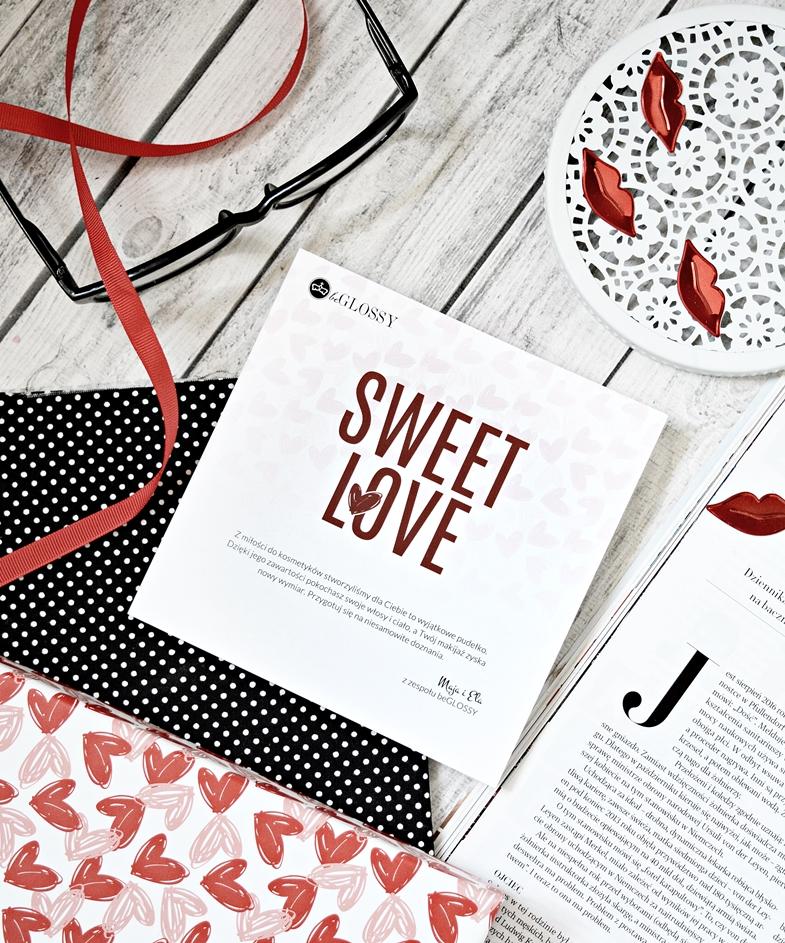 beGLOSSY Sweet Love