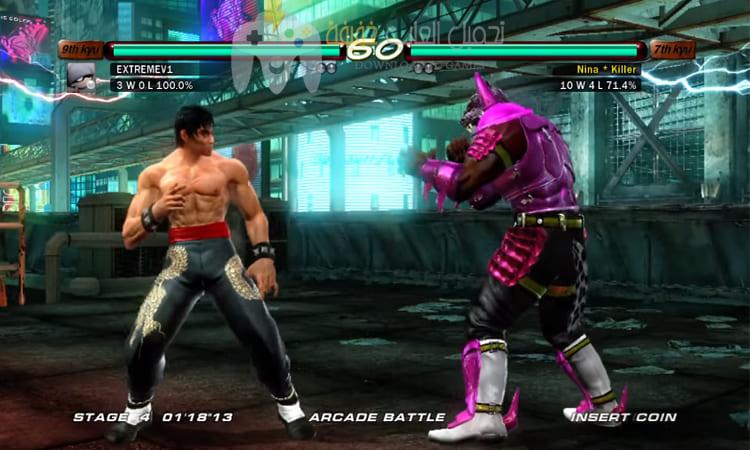 تحميل لعبة تيكن 6 Tekken