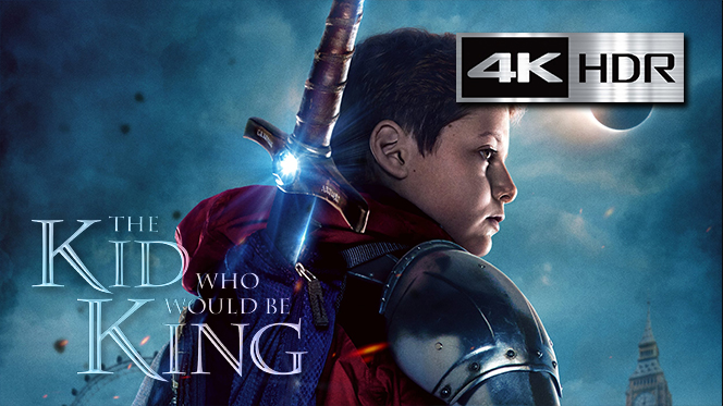 Nacido para Ser Rey (2019) 4K UHD [HDR] Latino-Ingles