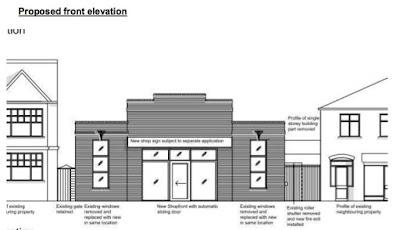 wembley matters co op store proposal divides community. Black Bedroom Furniture Sets. Home Design Ideas