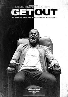 Get Out, Thriller, Offizielles Poster, Kino Neustarts Mai