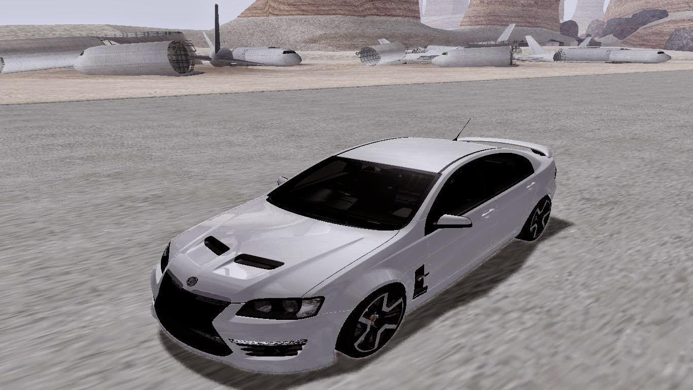 Holden Hsv Gts Gta San Andreas