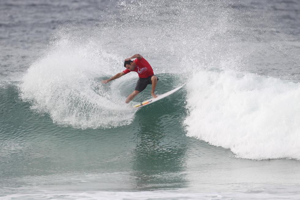 1 Joel Parkinson 2016 Quiksilver Pro Gold Coast Fotos WSL Kelly Cestari