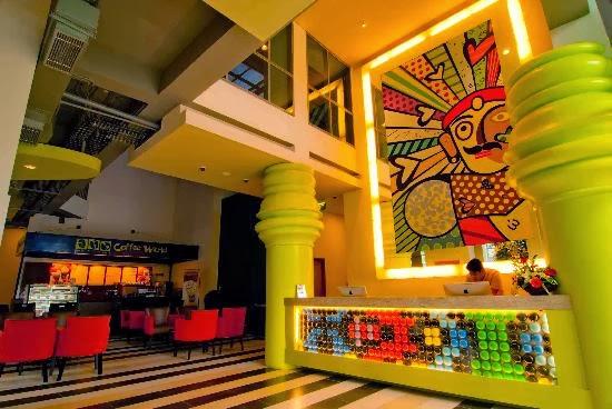 Travelling Wow Max One Hotel Sabang Hotel Murah Di Jakarta Pusat Bernuansa Betawi Urban
