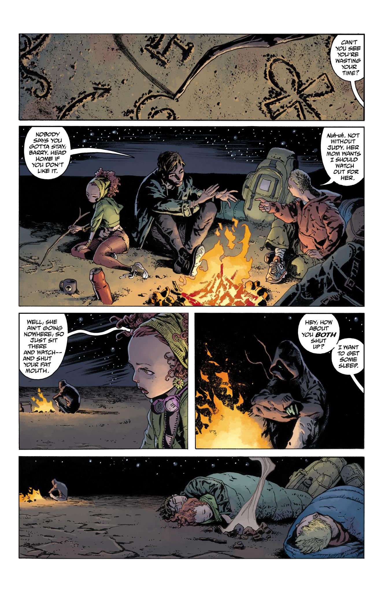 Read online Abe Sapien comic -  Issue #4 - 11