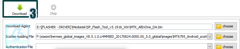 Tutorial Flash - Unbrick Redmi Note 2 MTK (hermes) via SpFlashtool