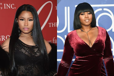 Remy Ma Beats Nicki Minaj At The Bet Awards For Best Female Hip-Hop Artist