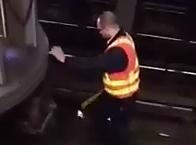 Trabajador de Metro Electrocutado