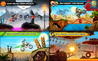 Bike Rivals V1.5.2 Mod Apk game