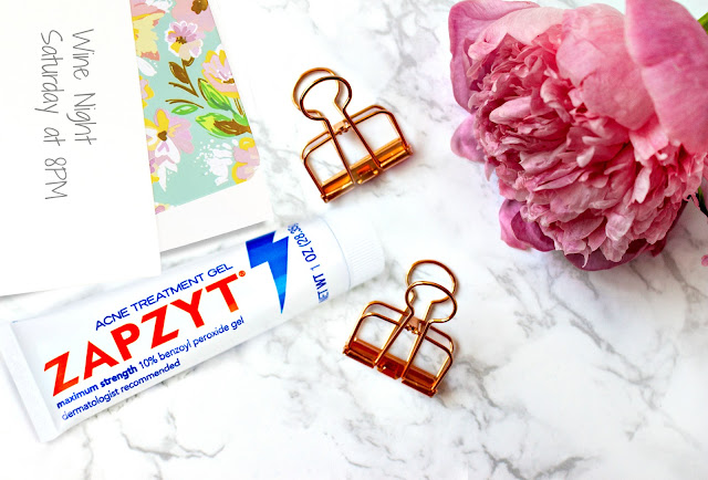 ZAPZYT Acne Treatment Gel Review by Barbies Beauty Bits and PRIMP