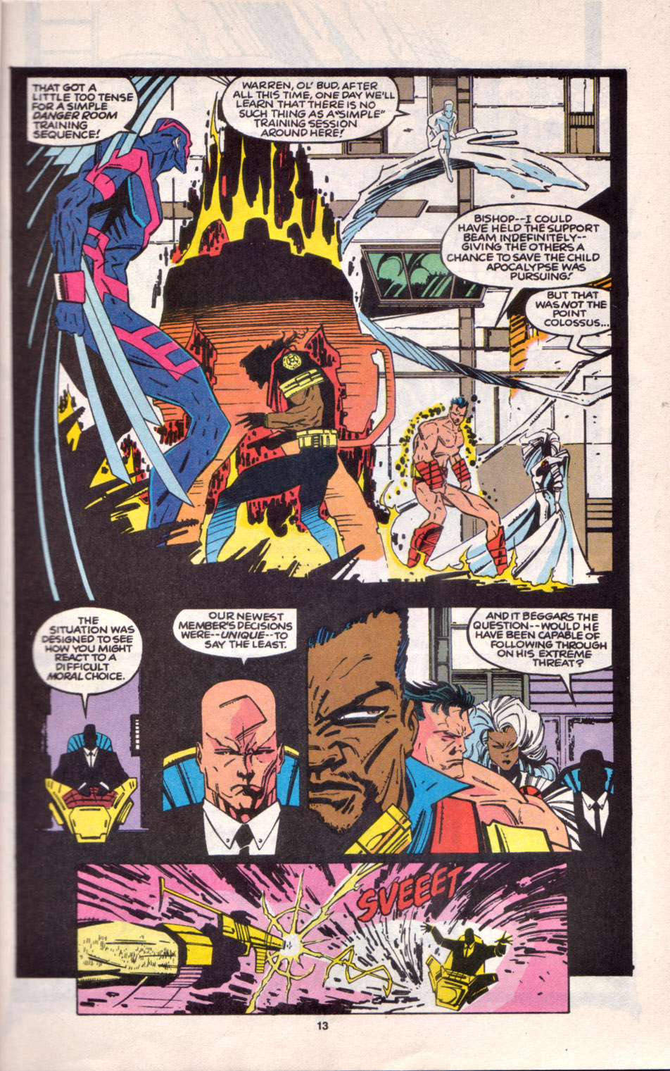 Read online Uncanny X-Men (1963) comic -  Issue # _Annual 16 - 11