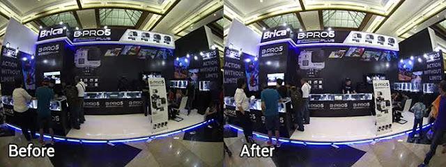 Cara Update Firmware B-PRO5 Alpha PLUS Agar Hasil Gambar Lebih Menakjubkan