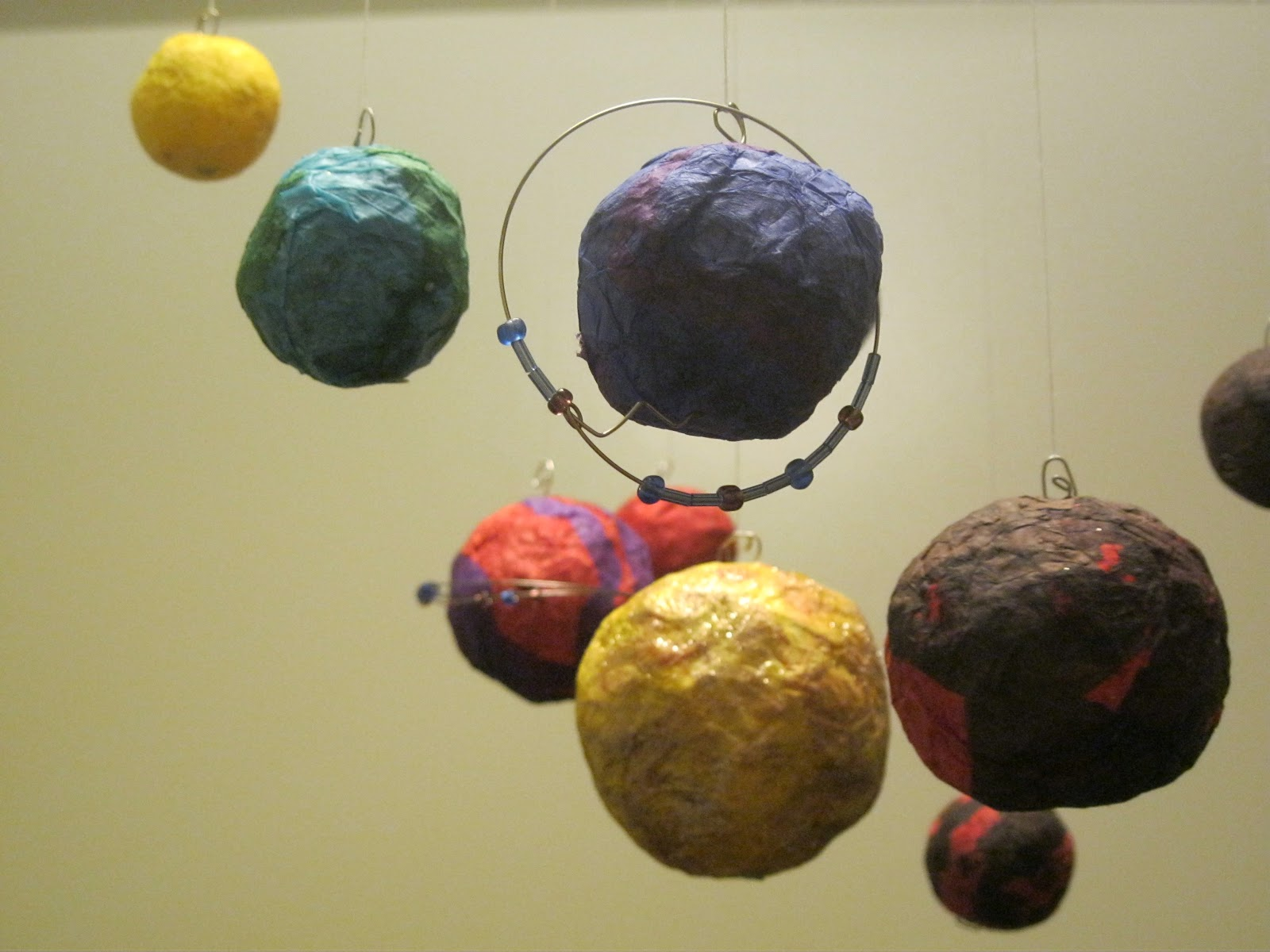 Solar System Mobile Project - Pics about space