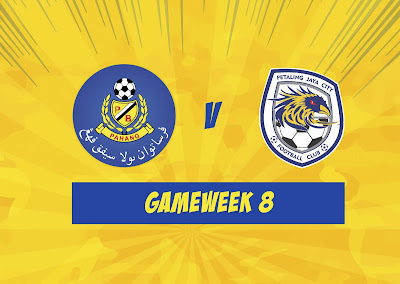 Live Streaming Pahang FA vs Petaling Jaya FC Liga Super 7.4.2019