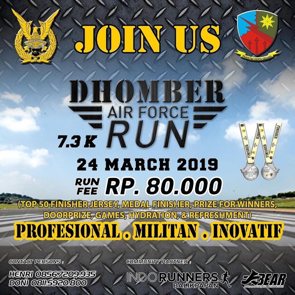 Dhomber Air Force Run • 2019