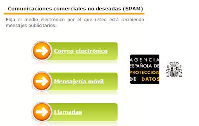 Sede Electrónica AEPD