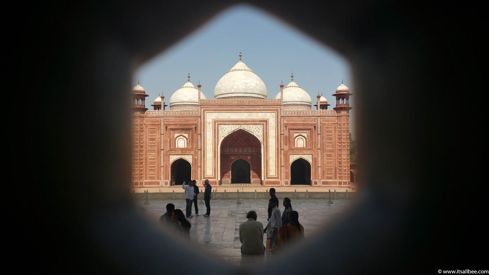 Taj Mahal photos | Taj Mahal Mosque