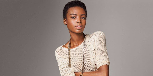 Angolan Supermodel becomes the 2nd Africa to ever grace the cover of Elle Magazine