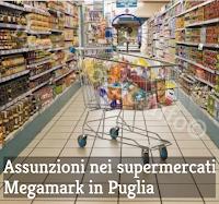 lavoro nei supermercati megamark