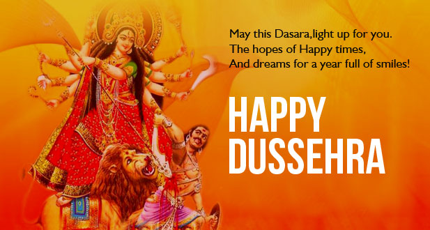 Happy Dussehra Wallpapers Free Download