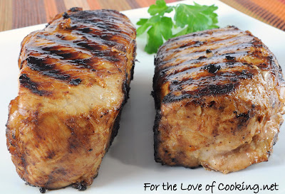 Asian Style Pork Chops