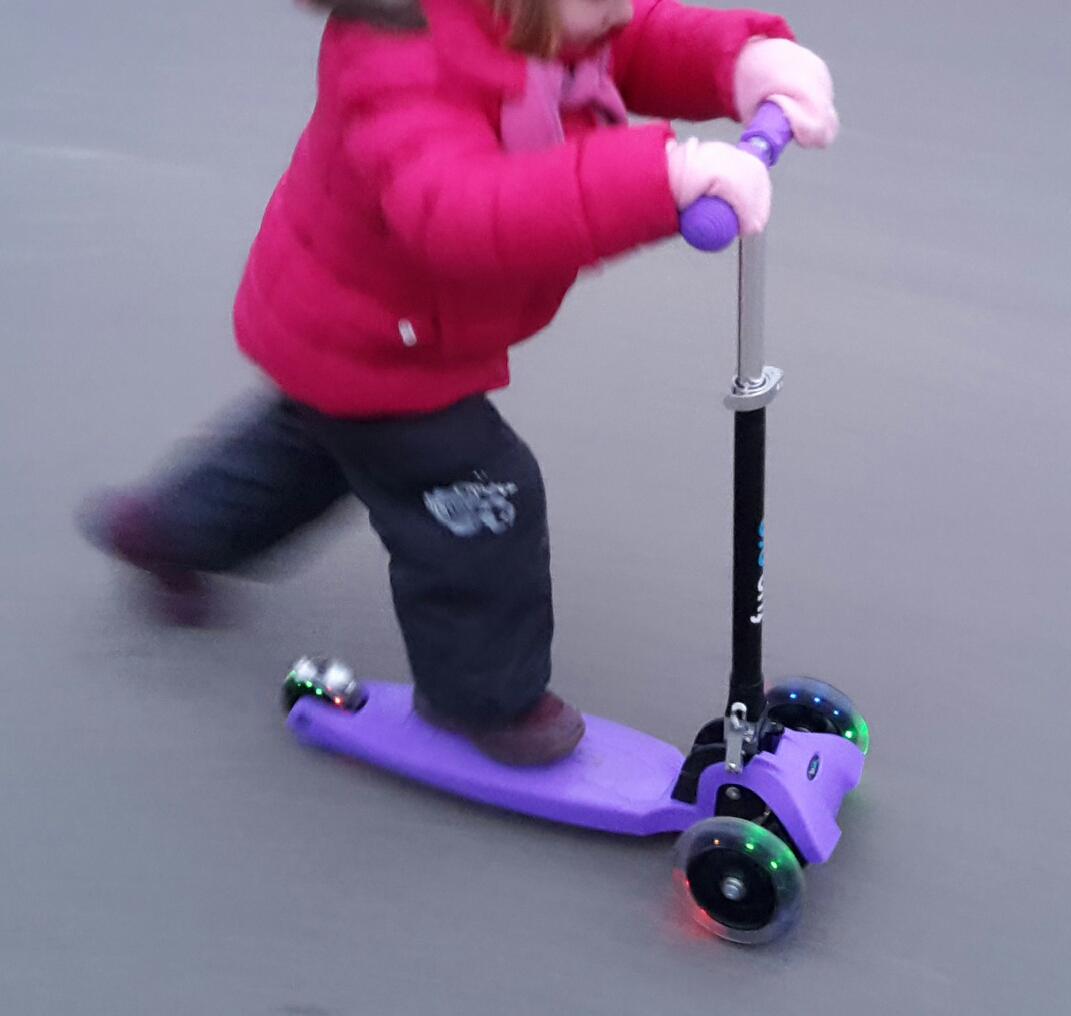 Fr hlingskindermama eine tolle erg nzung unseres Der roller