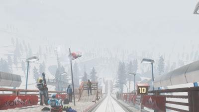 Ski Jumping Pro Game Screenshot 1
