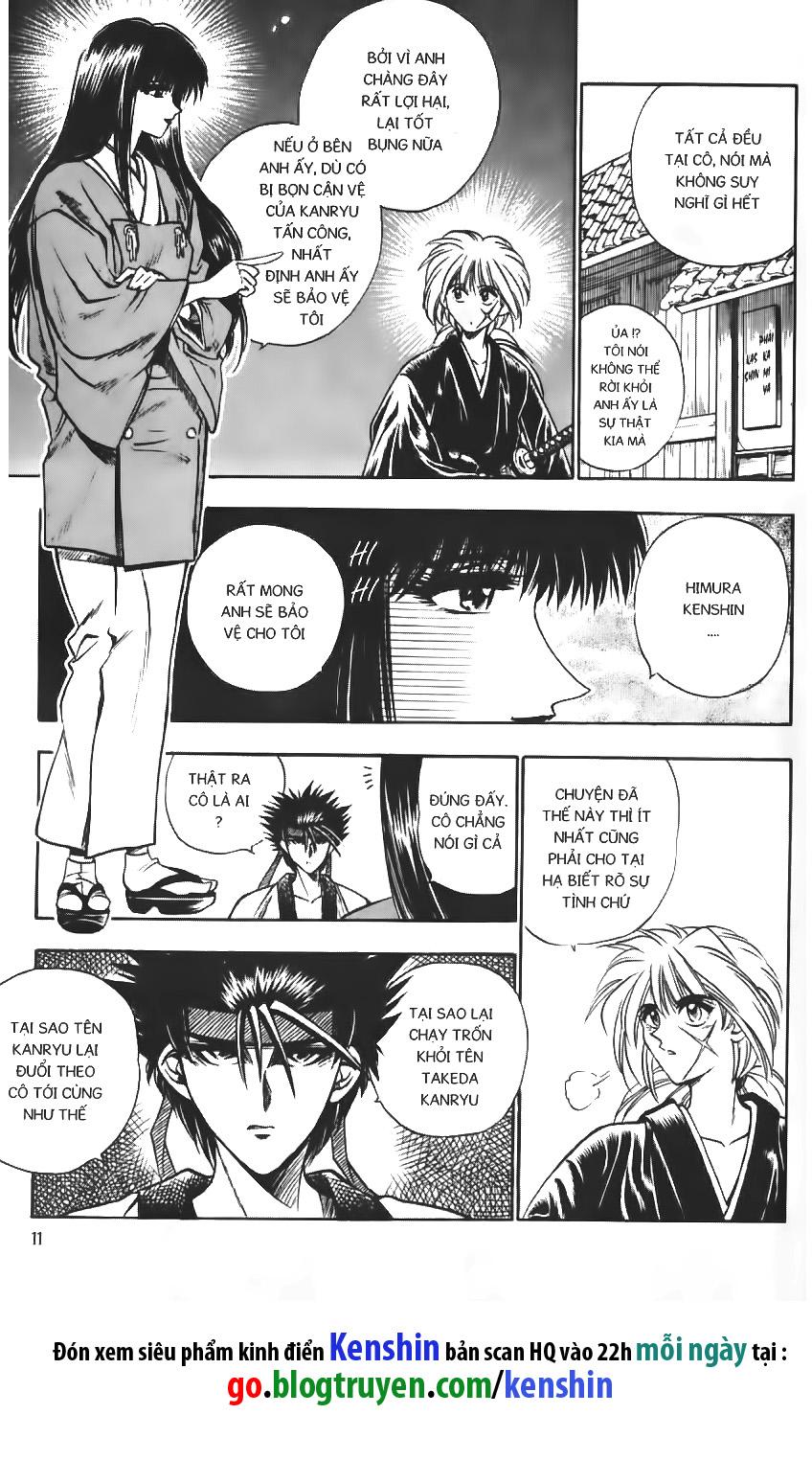 Rurouni Kenshin chap 16 trang 8
