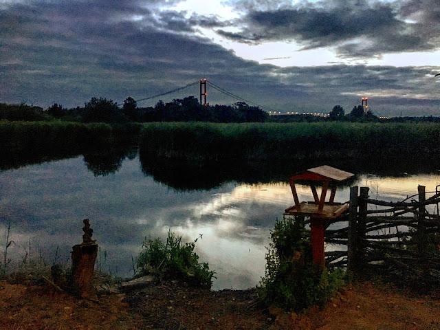 travel, airbnb, marshlands nature retreat