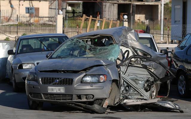Τι κάνουμε όταν εμπλακούμε σε τροχαίο ατύχημα. Τι ορίζει ο Κ.Ο.Κ.