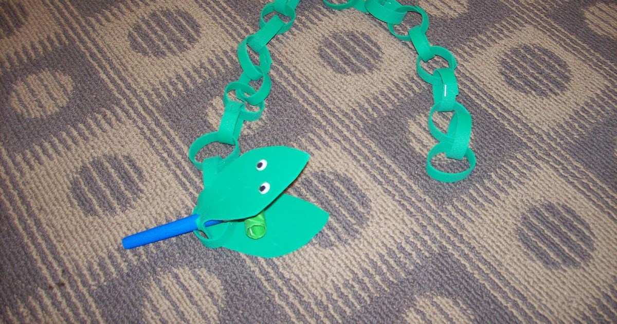 Cpl children 39 s blog snake puppet craft for Snake puppet template