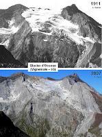 Glaciar de Ossoue