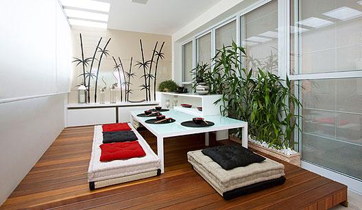 mesa com futton