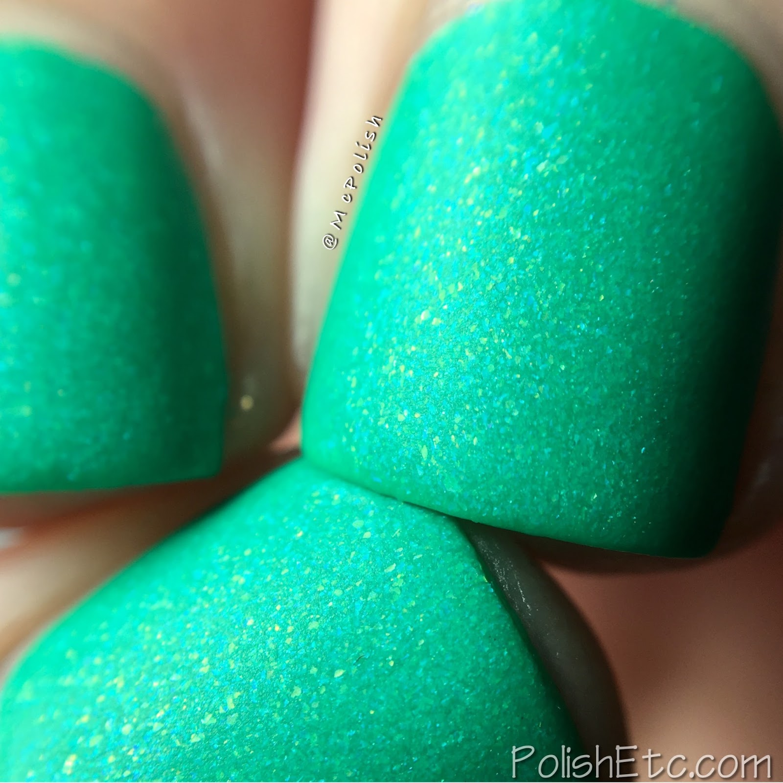 Lollipop Posse Lacquer - Kiki Vol II Collection - McPolish - Lock the Door Tight