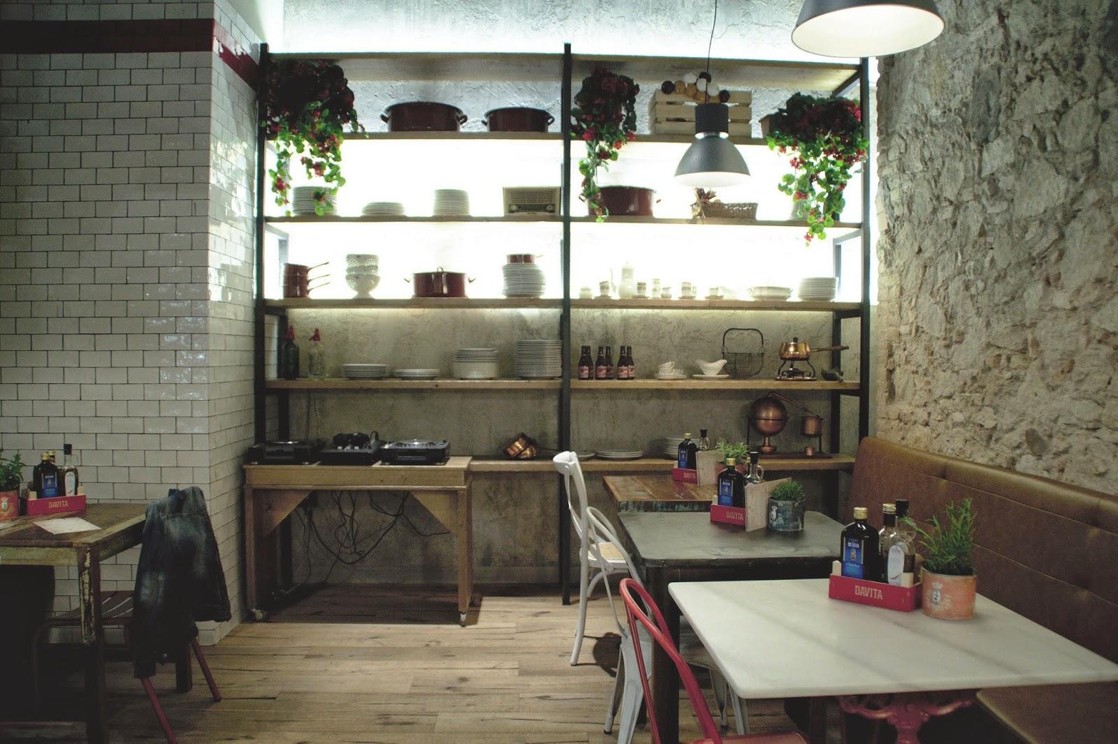 Davita Market restaurante Barcelona