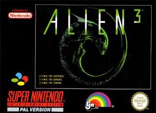 Alien 3 (Br) [ SNES ]