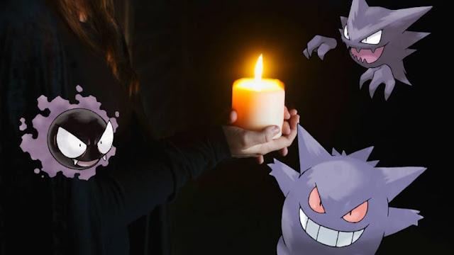 Pokémon Go Halloween ZonaHype