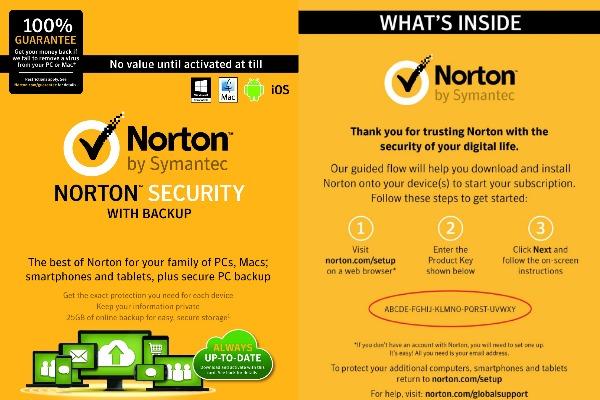 norton security standard 2016 free download