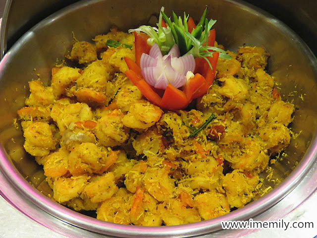 Prawns Mellum (Authentic Prawn Curry)