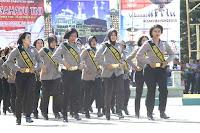 Gelar Perayaan HUT Bersama Masyarakat, TNI Mendapat Apresiasi dari Kepala Daerah