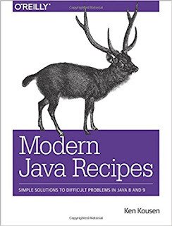 best Java books for experienced programmers in 2018