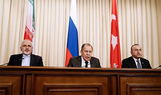 Αλύπητο «ξύλο» της Μόσχας στην Τουρκία