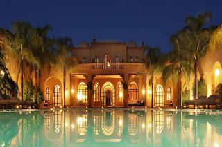 Large Moroccan Villa